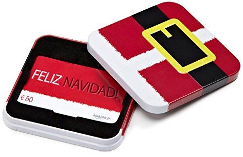 Tarjeta Regalo Amazon.es - €50 (Estuche Santa)