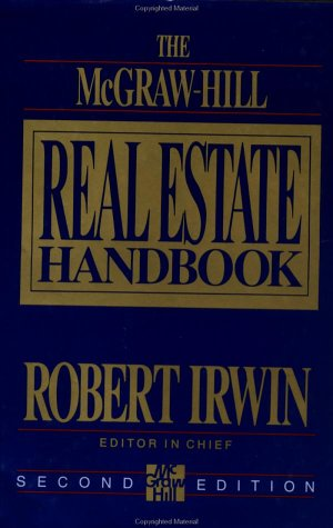 Download The McGraw-Hill Real Estate Handbook (MCGRAW HILL REAL ESTATE HANDBOOK) 0070321493