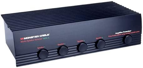 Monster Cable SS4 Multi-Speaker Selector