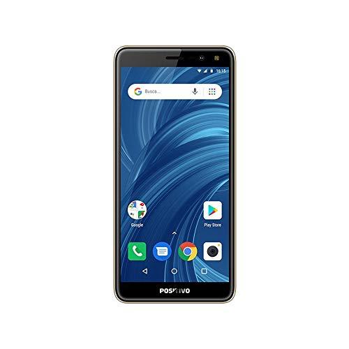 Smartphone Positivo Twist 2 Pro S532 32GB Dual Chip 5.7' - Dourado