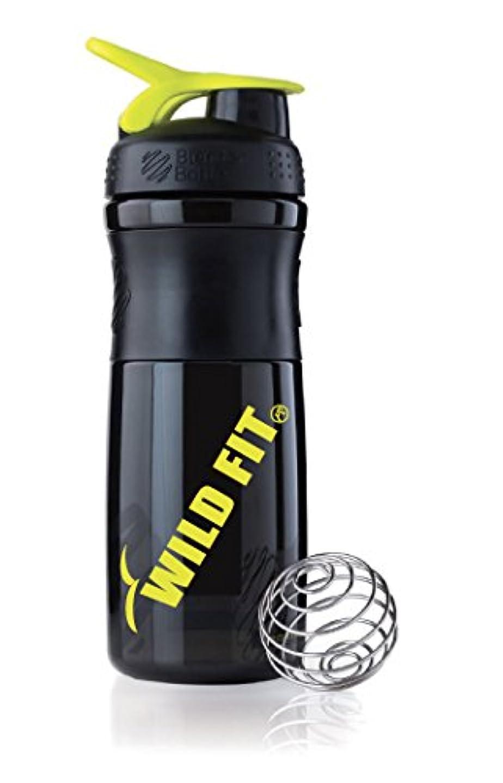 大脳階段強調オリジナル シェイカー プロテイン ボトル [μ-up(ミューアップ)シリーズ][WILD FIT ワイルドフィット]