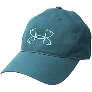 57e03cbd3ce Amazon.com  Under Armour UA Fish Hook Cap OSFA Stealth Gray  Sports    Outdoors