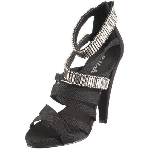 Killah Damen INDA Shoes Pumps, Schwarz/Black, 40 EU