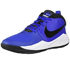 Nike Team Hustle D 9 (GS), Zapatos de Baloncesto Unisex Niños ...