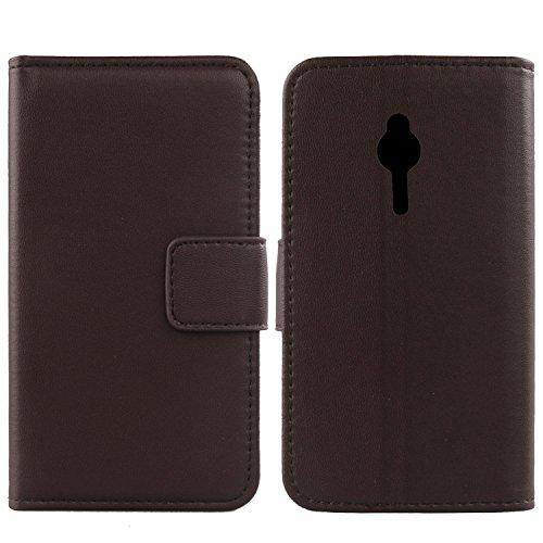 Gukas Design Echt Leder Tasche Für Nokia Lumia 230 2.8