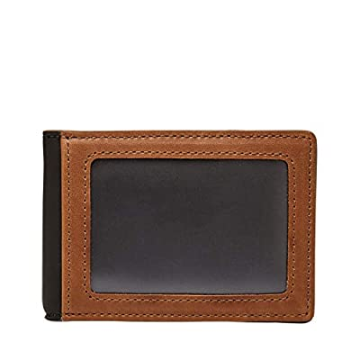 Fossil Men's, Tate- Cognac, One Size