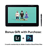 Wacom DTH1620AK0 Cintiq Pro 16' Graphic Tablet with Link Plus
