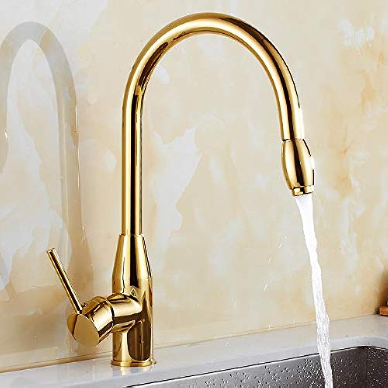 Kitchen Sink Taps golden Sink redating Hot and Cold Kitchen Sink Faucet