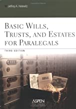 Basic Wills, Trusts, And Estates for Paralegals