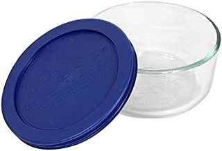 Pyrex Simply Store 2-Cup Round Glass Food Storage Dish
