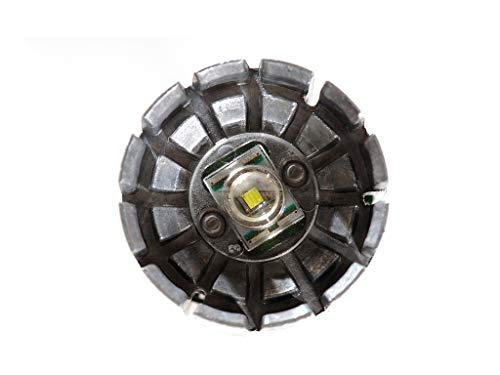 CRESSI - ESZ 510101/391 : Recambio foco/linterna buceo: LED+ELECTRONICA FROGMAN