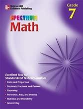 Spectrum Math, Grade 7 (McGraw-Hill Learning Materials Spectrum)