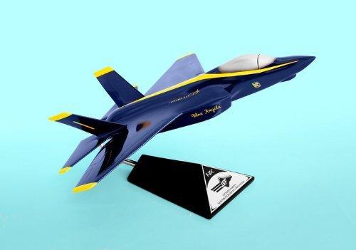 Executive Series Models Anzeige C10240 F-35A Blue Angels 1-40