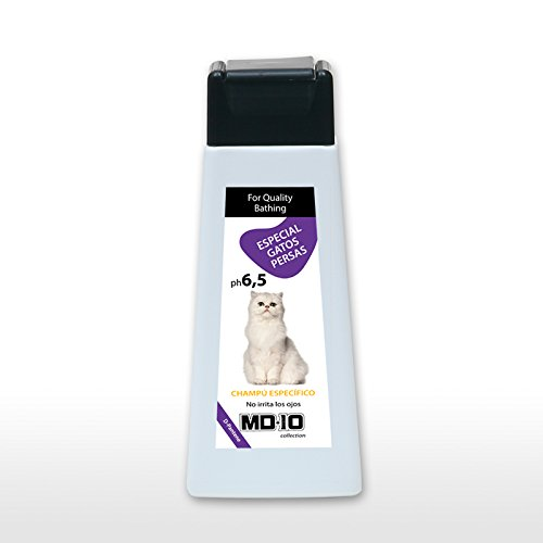 MD-10 COLLECTION Champú Gato Persa (300 ml)