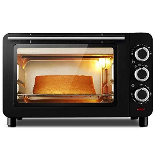 Kleine oven, multifunctionele magnetronoven, elektrische mini-cakeoven kan in de keuken, gebak, restaurant, bars en thee worden gebruikt.
