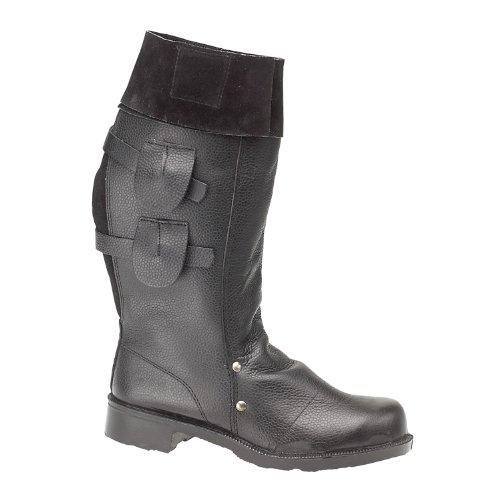 Amblers Steel, Stivali uomo, Nero (nero), 42.5