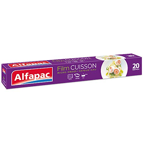 film alimentaire cuisson carrefour