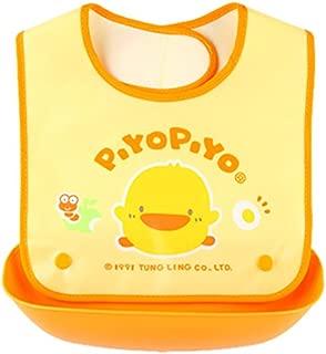 Piyo Piyo Detachable Pocket Bib
