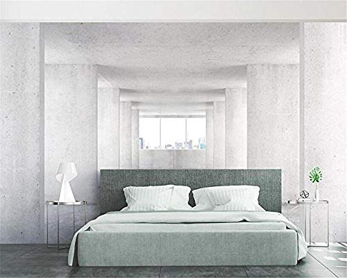 XHXI Photo Wallpaper Plaster Mural Hd Background Fashion 3D Mural Wallpaper Painting 3D Wallpaper for Living Room Tv Bac 3D Wallpaper Paste Living Room The Wall for Bedroom Mural border-250cm×170cm