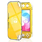 Protective Case for Nintendo Switch Lite, Hard Clear Case for Switch Lite Without The Skins