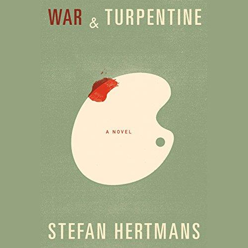 Page de couverture de War and Turpentine