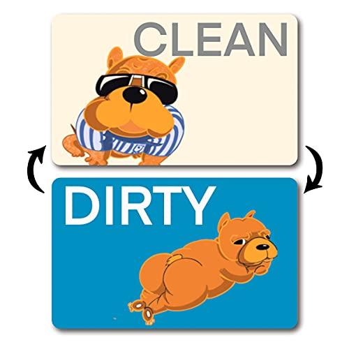 Dishwasher Magnet (French Bulldogs)
