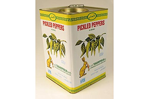 Eingelegte Peperoni, 16 kg