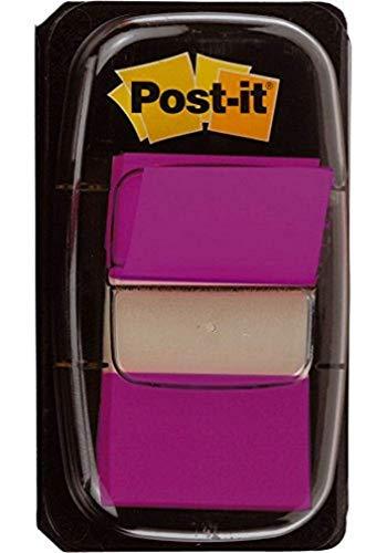 Post-it I680-8 Index 1 Spender mit 50 Haftstreifen (25,4 x 43,2 mm) lila