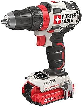 Porter-Cable 20V MAX Cordless Drill / Driver Kit