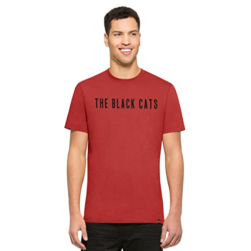 '47 EPL Crosstown MVP tee para Hombre, International Soccer, Hombre, Color Rescate Red-2, tamaño Large