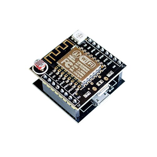 Lysignal NodeMcu Lua WIFI Development Board Base sur ESP8266 CP2102 Strong Chip