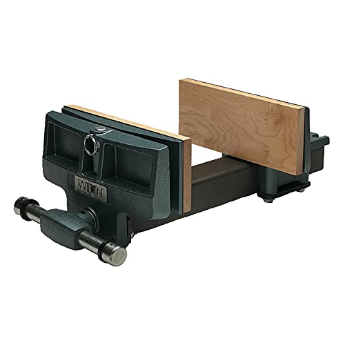 Wilton 78A, 4'x7' Pivot Jaw Woodworkers Vise, 10' Opening Capacity (63144)