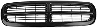 Koolzap For 97-04 Dakota Pickup Truck Front Black Grill Grille Assembly CH1200200 5179422AA