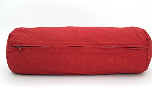 Adam Home Ondersteuning Bed Bolster Kussen Cover 100% Katoen Gekleurde Gevallen