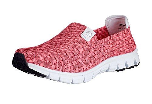 BALLOP Sneakers Aloha (39, rot)