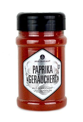 Ankerkraut Paprika geräuchert 170g im Streuer