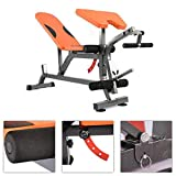 Qazxsw Multifunktionale Supine Board Heimfitnessgeräte Männer Sit-Up Brett Bench Press Fitness...