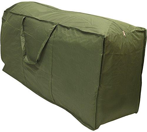 Woodside Heavy Duty Outdoor Garden Furniture Cushion Storage Bag Case