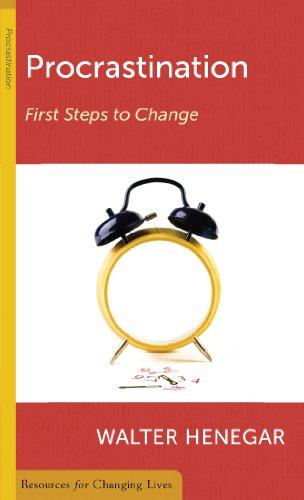 Procrastination: First Steps to Change
