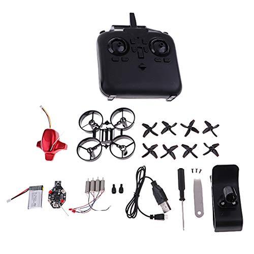 sharprepublic Mini RC Quadcopter Micro Drone Kit De Juguete para Aviones con Control Remoto Y Cámara