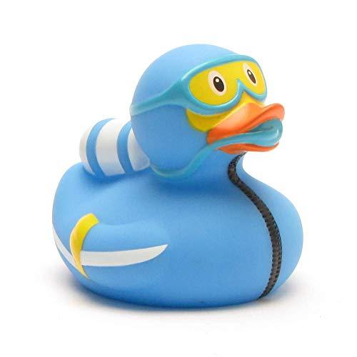 Duckshop I Badeente Taucher I Quietscheente I L: 7,5 cm