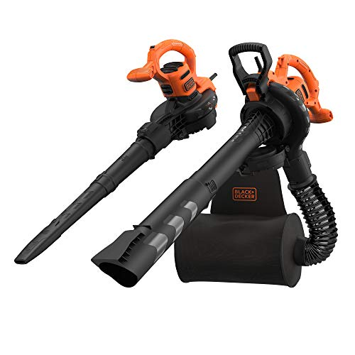 Black+Decker 3-in-1 Elektro-Laubsauger &...