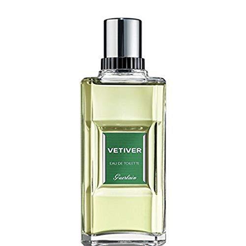 Guerlain Vetiver Eau De Toilette Spray for Men, 3.3 Ounce