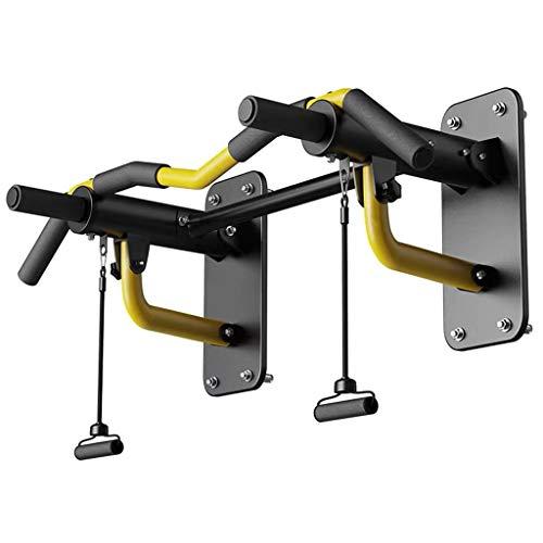 Multi Grip pull-up bar wandmontage optrekstang met hanger voor bokszakken krachttouwen krachttraining voor thuis Gym 330 LB gewicht capaciteit