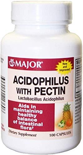 Acidophilus/pectin, Capsule, 100ct (3 Pack)