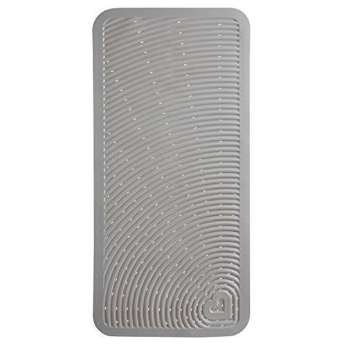 Munchkin Soft Spot Cushioned Bath Mat, Grey