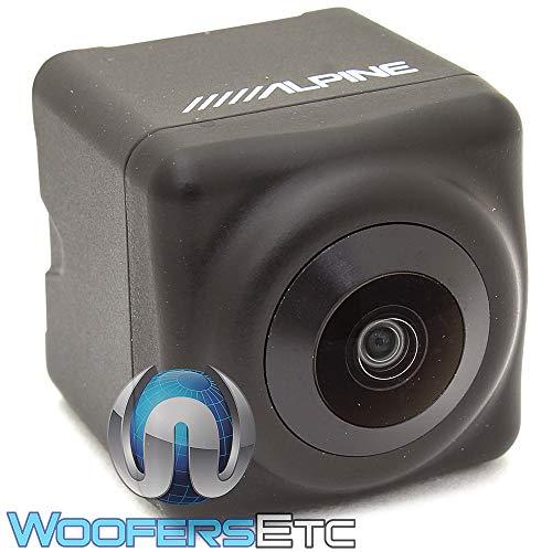 Alpine HCE-C2100RD Multi-View Backup Camera