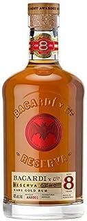 Bacardi Ron 8 Anos Reserva Superior Rum 1 x 0.7 l