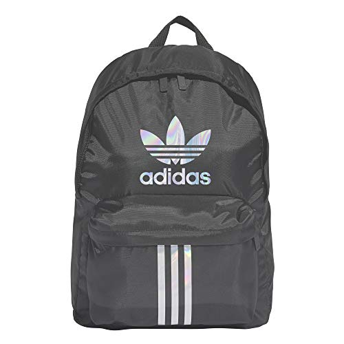 ADIDAS Unisex Adults AC CLASSIC BP Backpack, Black, Talla Única