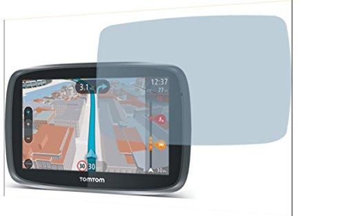 4ProTec I 2X ANTIREFLEX matt Schutzfolie für Tomtom GO 500, 510 World, 5100 World, 5000 Premium Displayschutzfolie Bildschirmschutzfolie Schutzhülle Displayschutz Displayfolie Folie